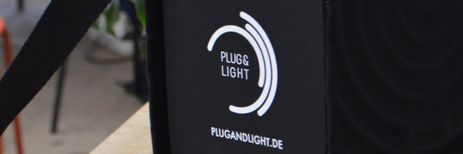 Plug & Light Bag: Funktional, urban, chic